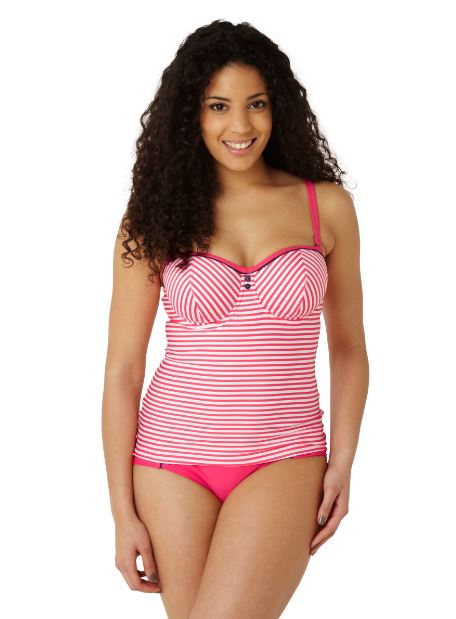 32-RGB-HR-Cleo_Swim_Lucille_Tankini_CW0191_Gather_Pant_No _Straps_CW0196_Coral_F.jpg